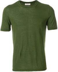 Al Duca d'Aosta - Plain T-shirt - Lyst