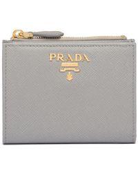 Prada - サフィアーノ 財布 - Lyst