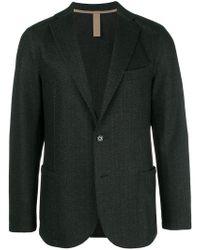 Eleventy - Herringbone Jacket - Lyst