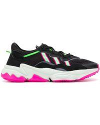 adidas Sneakers Met Mesh - Zwart