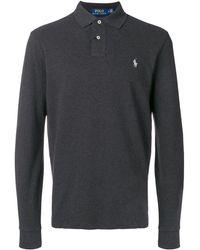 Polo Ralph Lauren - ロングスリーブ ポロシャツ - Lyst