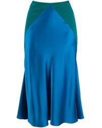 Diane von Furstenberg Corale スカート - ブルー