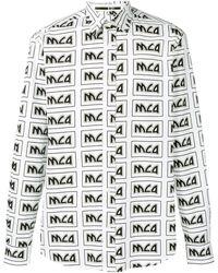 McQ Рубашка С Принтом - Многоцветный