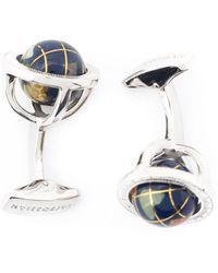 Tateossian Globe Cage カフスリンク - マルチカラー