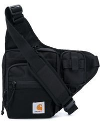 Carhartt WIP Delta ショルダーバッグ - ブラック
