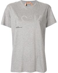 N°21 - ロゴ オーバーサイズ Tシャツ - Lyst