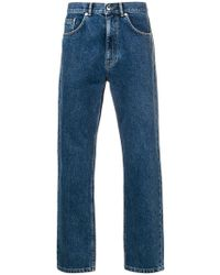 Alexander Wang - Straight-leg Jeans - Lyst