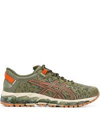 Asics Gel-quantum 360 5 Low-top Sneakers - Groen