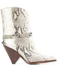 Isabel Marant - Lamsy Boots - Lyst