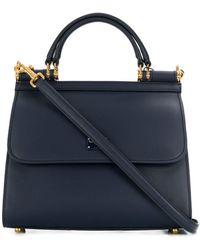 Dolce & Gabbana Sicily 58 Draagtas - Blauw