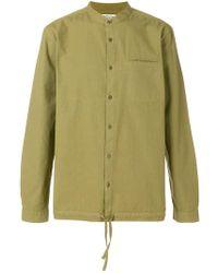 YMC - Chest Pocket Shirt - Lyst
