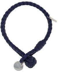 Bottega Veneta - Intrecciato Woven Bracelet - Lyst