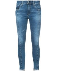 AG Jeans - Jeans Vestibilità Skinny - Lyst