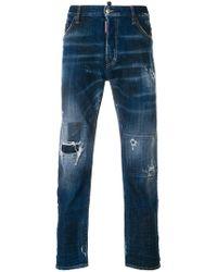 DSquared² - Run Dan Jeans - Lyst