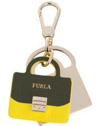 Furla - Venus Handbag Keyring - Lyst