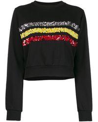 NO KA 'OI Rush セーター - ブラック