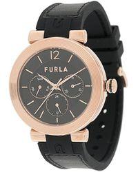 Furla Наручные Часы Block - Розовый