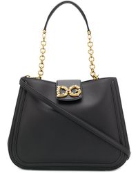 Dolce & Gabbana - Dg Amore ハンドバッグ - Lyst