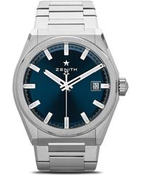 Zenith Reloj Defy Classic de 41mm - Azul