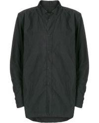 Boris Bidjan Saberi 11 - Oversized Shirt - Lyst