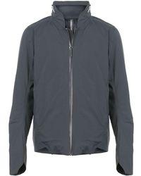 Arc'teryx Longsleeved Zipped Lightweoght Jacket - グレー
