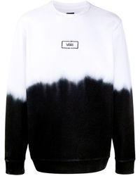 Vans カラーブロック スウェットシャツ - ブラック