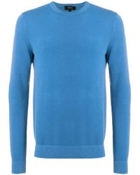 Theory - Pique Jumper - Lyst