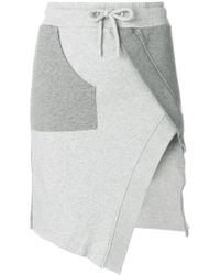 5e731c749 Mini Skirt - Gray