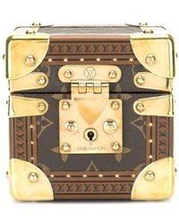 Louis Vuitton Шкатулка С Монограммой Pre-owned - Коричневый