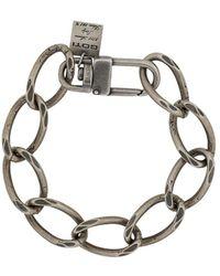 Goti - Wide Link Bracelet - Lyst