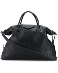 Givenchy アンティゴナ ハンドバッグ L - ブラック