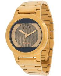 FOB PARIS Rsgold 36mm 腕時計 - メタリック