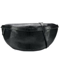 Stella McCartney Adjustable Waist Bag - Black