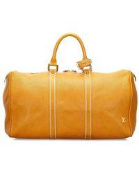 Louis Vuitton 2012 スピーディ ボストンバッグ - オレンジ