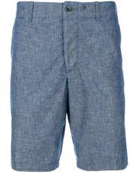 Rag & Bone Pantalón corto Beach - Azul