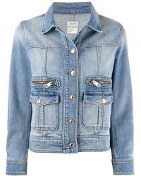Zadig & Voltaire Liamy Denim Jacket - Blue
