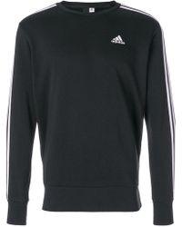 Adidas | Originals 3-stripes Sweatshirt | Lyst