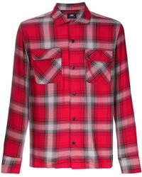 Edwin - Checked Casual Shirt - Lyst