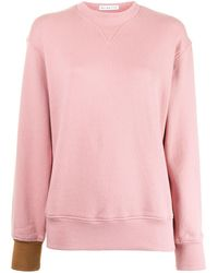 Rejina Pyo Drew Sweatshirt - Pink