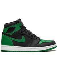 Nike - 'Air 1 Retro High' Sneakers - Lyst