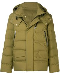 separation shoes 0fb97 9a648 Peuterey Roma Jacket in Green for Men - Lyst