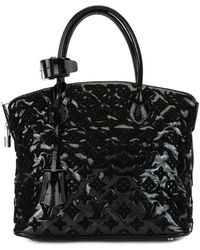 Louis Vuitton - 2012 Pre-owned Monogram Fascination Lockit Tote - Lyst