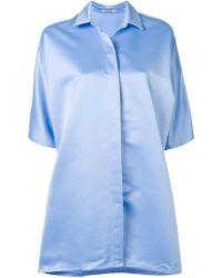 Styland - Alba Shirt Dress - Lyst