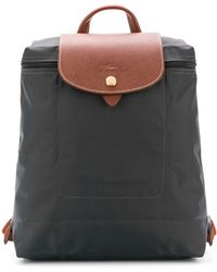 Longchamp Рюкзак 'le Pliage' - Серый