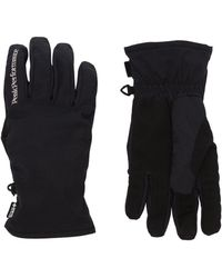 Peak Performance 'Windstopper' Handschuhe - Schwarz