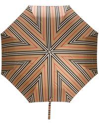 Burberry Зонт В Полоску Icon Stripe - Многоцветный