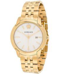 Versace Наручные Часы V-urban - Металлик