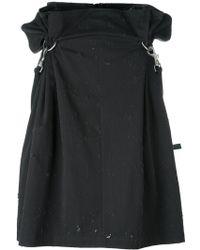 Damir Doma - 'riya' Clip Skirt - Lyst