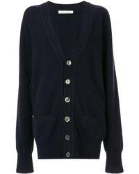 Extreme Cashmere Oversized Vest - Meerkleurig