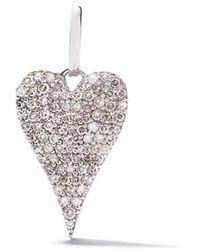 AS29 - ダイヤモンド ペンダント 18kホワイトゴールド - Lyst